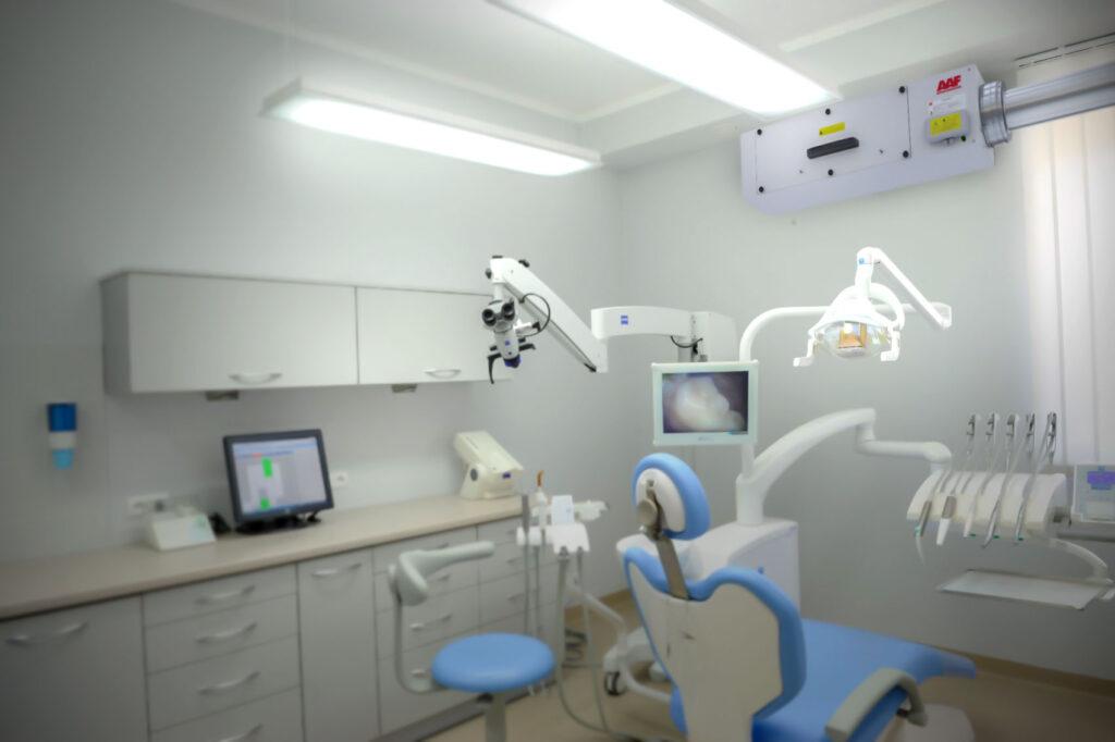PurAir 350C Clinic Install